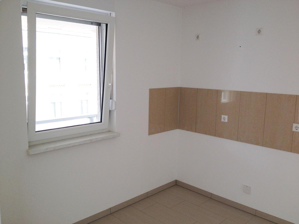 klebefliesen k che. Black Bedroom Furniture Sets. Home Design Ideas