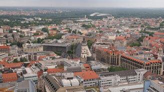 Gewerbeimmobilien Leipzig