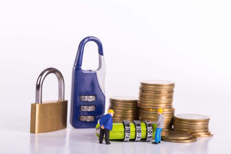 Wer trägt die Kosten für den Einbruchschutz