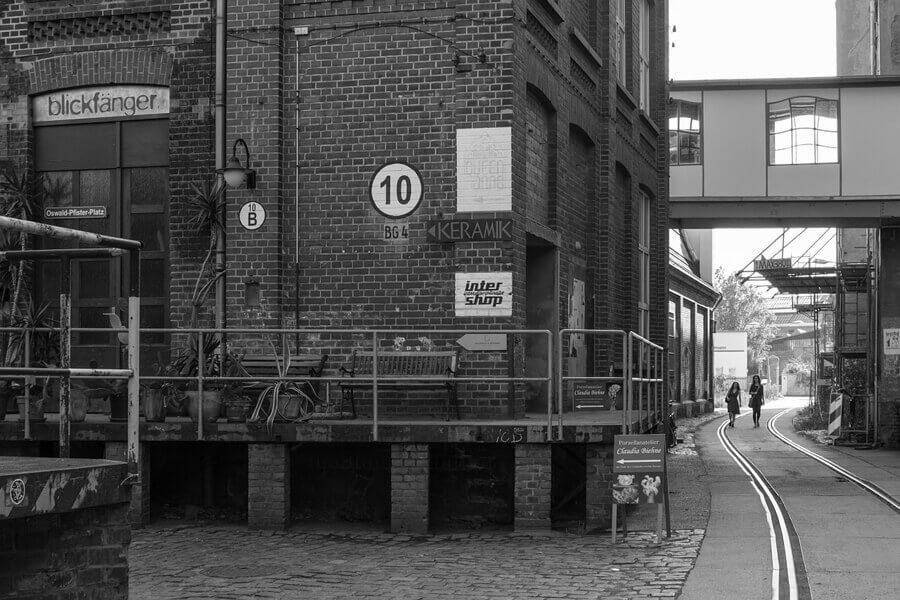 Baumwollspinnerei Leipzig
