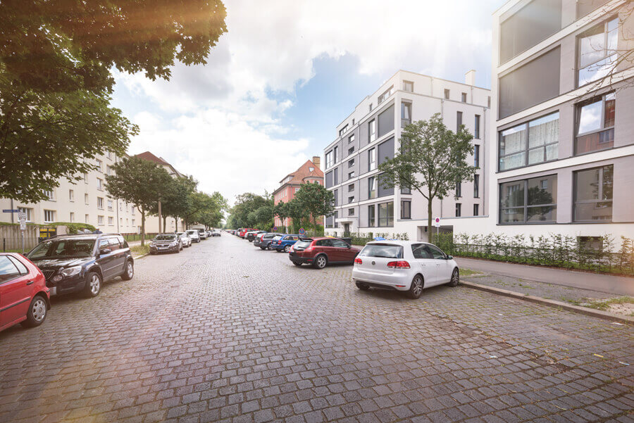 Stadtteil Leipzig Connewitz
