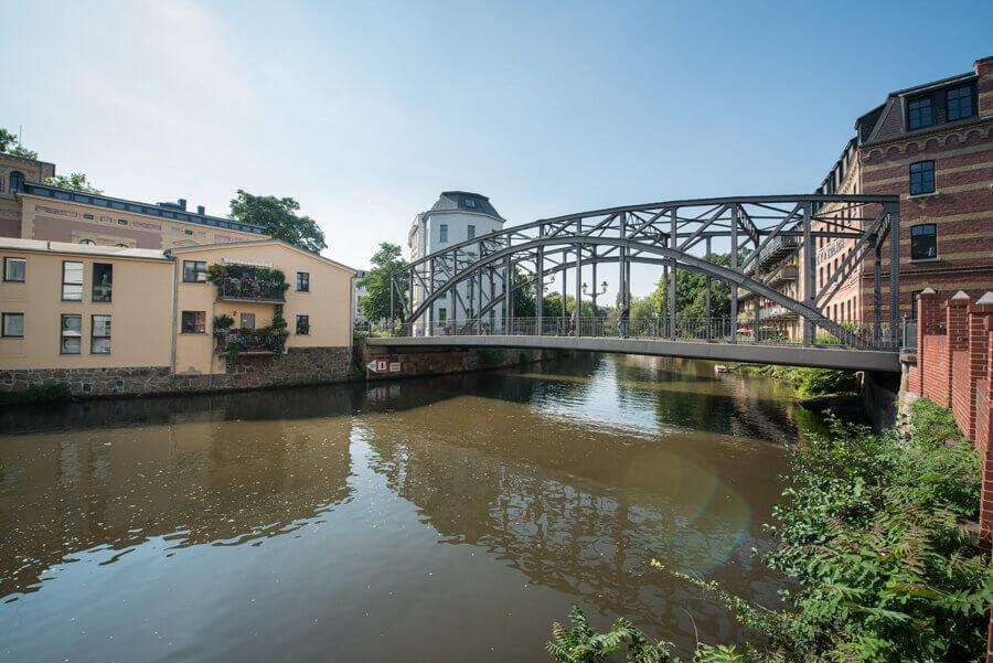 Stadtteil Lindenau Leipzig