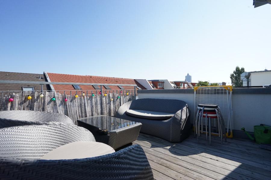 Referenz - Dachterrasse