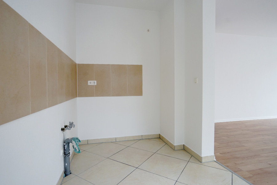 wohnung offene kuche leipzig. Black Bedroom Furniture Sets. Home Design Ideas